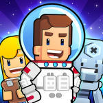 Rocket Star – Idle Space Factory Tycoon Game 1.44.3 (Mod)