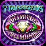 Seven Diamonds Deluxe : Vegas Slot Machines Games 3.2.1  (Mod)
