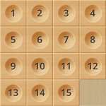 Sliding Puzzle: Wooden Classics 1.1.6 (Mod)