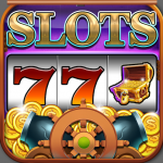 Slots of Caribbean Pirate -Vegas Slot Machine Game 1.3.1 (Mod)