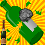 Stone Bottle Shooter : Shoot the Bottles 2020 1.1.2.0 1.9 (Mod)