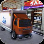 Supermarket Cargo Transport Truck Driving Sim 2019 1.5 (Mod)