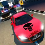 US Police Night Car Escape 3D 1.5 (Mod)