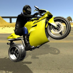 Wheelie King 4 Online Wheelie Challenge 3D Game  1 (Mod)