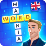 Word Mania – a word game in English 1.0.7 (Mod)