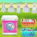 لعبة خالتي تنظف الملابس – العاب تنظيف 2.0.0 (Mod)