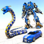 Anaconda Robot Car Games: Mega Robot Games 1.3 (Mod)