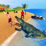 Angry Crocodile Family Simulator: Crocodile Attack 1.0 (Mod)