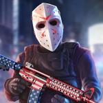 Armed Heist TPS 3D Sniper shooting gun games  2.3.4 (Mod)