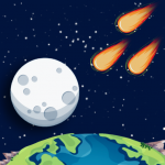 Asteroid Attack  3.0 (Mod)