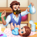 Baby Manor: Baby Raising Simulation & Home Design  1.5.6 (Mod)