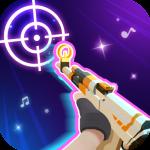 Beat Shooter Gunshots Rhythm Game  1.5.3 (Mod)