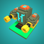 Cannon Defense-SciFi Idle 1.6.8 (Mod)