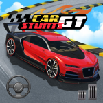 Car Stunts Racing 3D – Extreme GT Racing City 1.0.19 (Mod)