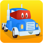 Carl the Super Truck Roadworks: Dig, Drill & Build 1.5.7 (Mod)