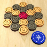 Carrom King™ – Best Online Carrom Board Pool Game  3.4.0.87 (Mod)