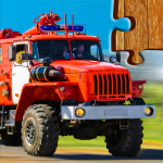 Cars, Trucks, & Trains Jigsaw Puzzles Game 🏎️  25.4 (Mod)