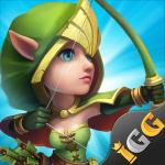 Castle Clash: King's Castle DE  1.7.9 (Mod)