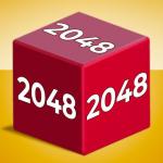 Chain Cube 2048 3D merge game  1.53.05 (Mod)