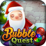 Christmas Bubble Shooter: Santa Xmas Rescue  1.0.24 (Mod)