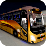 City Coach Bus Driving Sim : Bus Games 2020 0.2 (Mod)