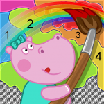 Color by Number for Kids 1.1.4 (Mod)