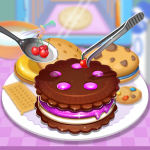 🍪🍪Cookie Shop – Yummy Cooking Game  (Mod)