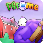 Dad And Me:Super Daddy Punch Hero 1.1.2 (Mod)