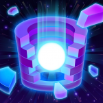 Dancing Helix: Colorful Twister 1.3.0 (Mod)