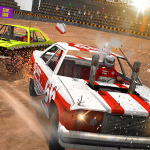 Demolition Derby Car Crash Stunt Racing Games 2020 2.1 (Mod)