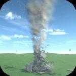 Destruction physics: building demolition sandbox  0.3.73 (Mod)