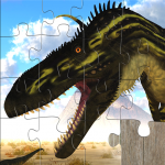 Dinosaurs Jigsaw Puzzles Game – Kids & Adults 25.1 (Mod)