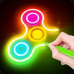 Draw Finger Spinner 1.0.6 (Mod)