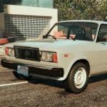 Drive Classic VAZ 2107 Parking 1.0 (Mod)
