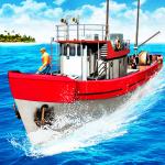 Fishing Boat Driving Simulator : Ship Games 2.9 (Mod)