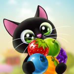 Fruity Cat –  bubble shooter! v (Mod)