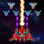 Galaxy Attack: Alien Shooter  29.2  (Mod)