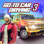 Go To Car Driving  3.6.2 (Mod)