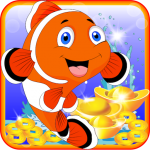 Gold miner, Fishing, gold rush 1.0.5 (Mod)