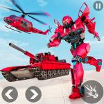 Tank Robot Transform Wars Multi Robot Game  2.2 (Mod)
