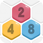 HexPop:Make number to 2048,Free Merge PuzzleGames 1.601 (Mod)