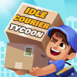 Idle Courier Tycoon – 3D Business Manager  1.2.4 (Mod)
