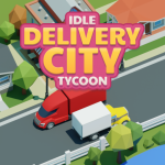 Idle Delivery City Tycoon: Cargo Transit Empire 3.4.5 (Mod)