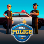 Idle Police Tycoon – Cops Game 1.0.2(Mod)