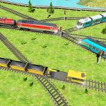 Indian Train City 2019 – Oil Trains Game Driving 4 (Mod)