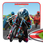 Indonesian Drag Bike : Street Racing 4 (Mod)