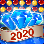 Jewel & Gem Blast – Match 3 Puzzle Game 2.5.1 (Mod)