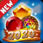 Jewels Magic Kingdom Match-3 puzzle  1.5.16 (Mod)