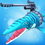 Jurassic Sea Attack  7.53 (Mod)