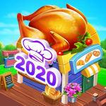 Kitchen Star Craze – Chef Restaurant Cooking Games 2.0 (Mod)
